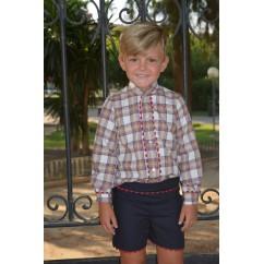 Conjunto camisa y pantalón niño Annetta