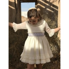 Vestido ceremonia Lucia