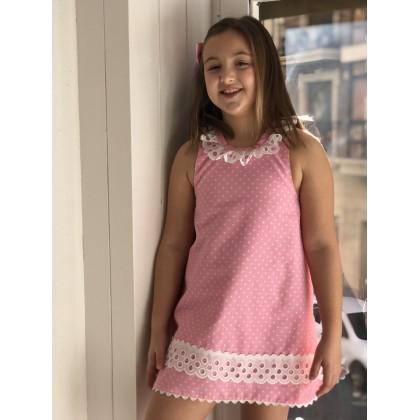Vestido blusón Lola